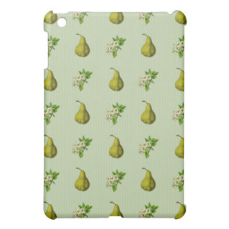 Sage Pear Pattern iPad Speck Case Cover For The iPad Mini