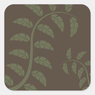 Sage Vines Sticker