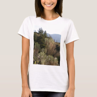Sagebrush and mountains T-Shirt