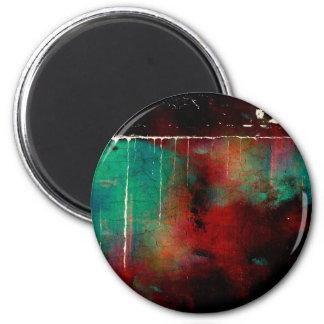 Saggar Influnce 6 Cm Round Magnet