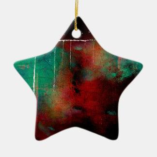 Saggar Influnce Ceramic Ornament