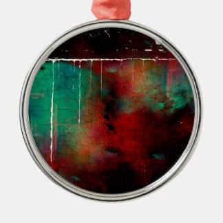 Saggar Influnce Metal Ornament