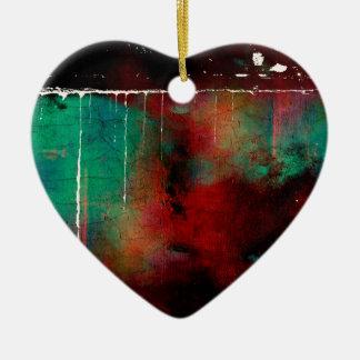 Saggar Inspirations Ceramic Heart Decoration