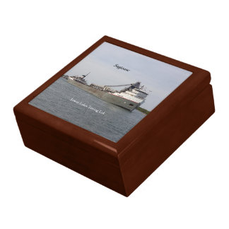 Saginaw Keepsake box