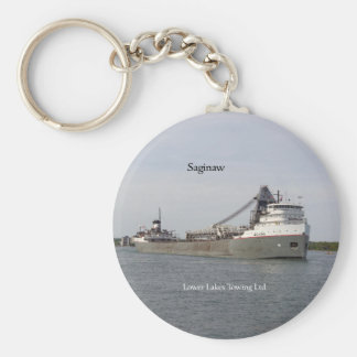 Saginaw key chain