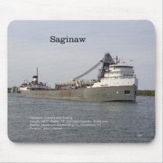 Saginaw mousepad