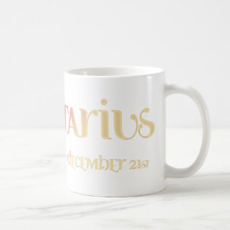 Sagittarius Astrology Zodiac d1 Mug