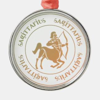 Sagittarius Astrology Zodiac d1 Ornament