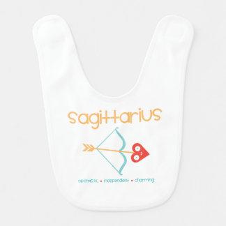 Sagittarius Bib