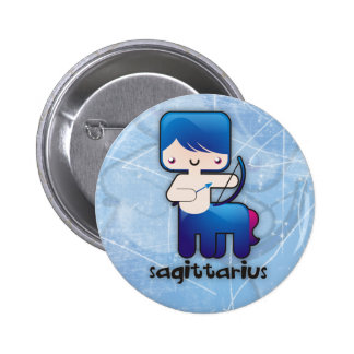 Sagittarius button