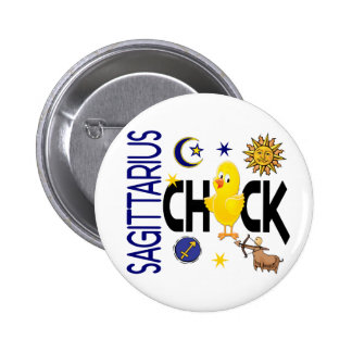 Sagittarius Chick 1 Buttons