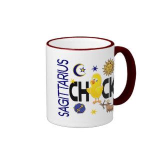 Sagittarius Chick 1 Coffee Mug