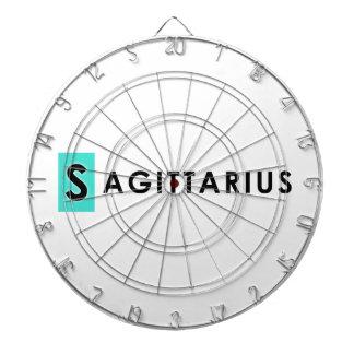 SAGITTARIUS COLOR DARTBOARD