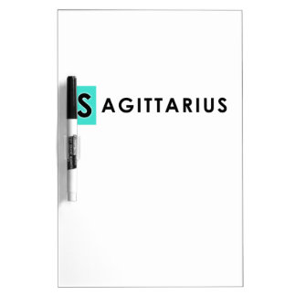 SAGITTARIUS COLOR DRY ERASE BOARD