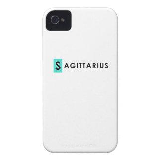 SAGITTARIUS COLOR iPhone 4 Case-Mate CASES