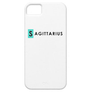 SAGITTARIUS COLOR iPhone 5 CASE