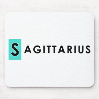 SAGITTARIUS COLOR MOUSE PAD