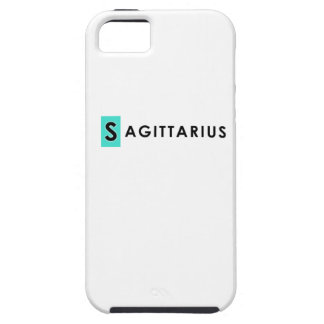 SAGITTARIUS COLOR TOUGH iPhone 5 CASE