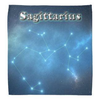 Sagittarius constellation bandana