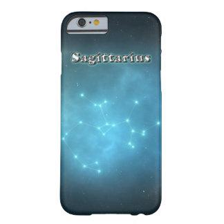 Sagittarius constellation barely there iPhone 6 case