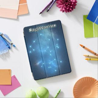 Sagittarius constellation iPad air cover