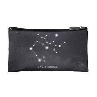 Sagittarius Constellation Zodiac Sign Cosmetic Bag