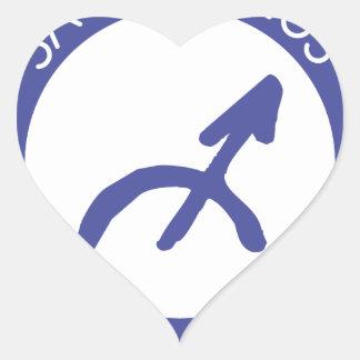 Sagittarius Heart Sticker