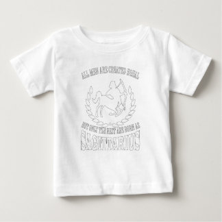 Sagittarius Horoscope Great Gift For Zodiac Fans Baby T-Shirt