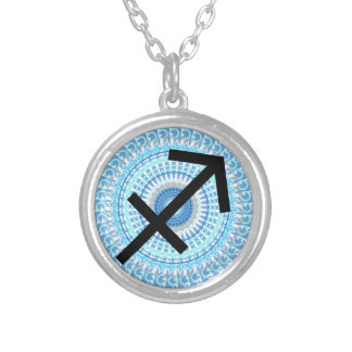 Sagittarius Horoscope Zodiac Astrology Necklace