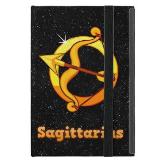 Sagittarius illustration cover for iPad mini