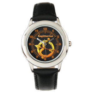 Sagittarius illustration watch