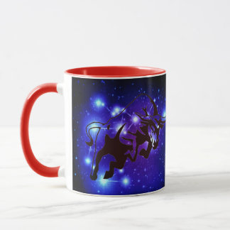 Sagittarius in the year of the Bull Mug