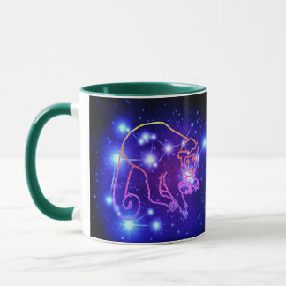Sagittarius in the year of the Monkey Mug