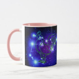 Sagittarius in the year of the Rooster Mug