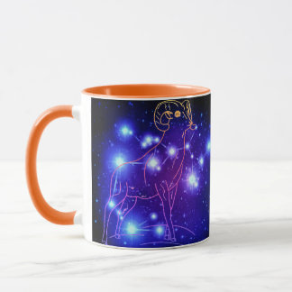 Sagittarius in the year of the Sheep Mug