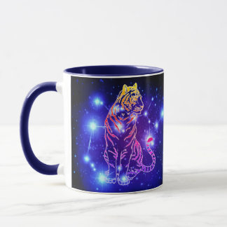 Sagittarius in the year of the Tiger Mug