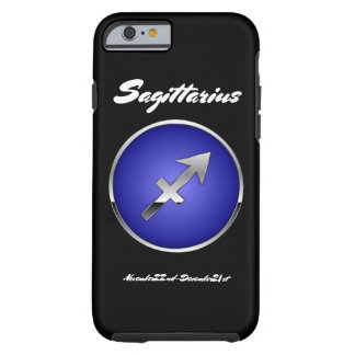 SAGITTARIUS iPHONE 6 BARELY THERE Tough iPhone 6 Case