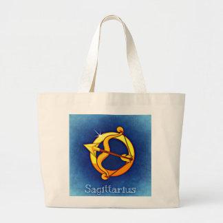 Sagittarius Jumbo Tote Bag