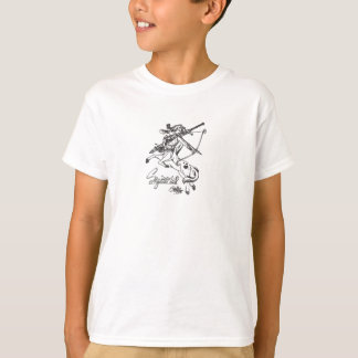 Sagittarius Kid Tee Shirt Sag Top Astrology