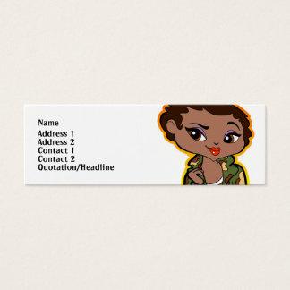 Sagittarius Profile Card
