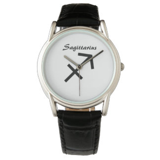 Sagittarius Sign of the Zodiac. Mens Watches. Watch