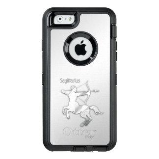 Sagittarius Silver Archer Zodiac OtterBox Defender iPhone Case