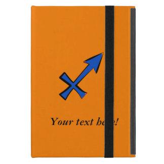 Sagittarius symbol case for iPad mini