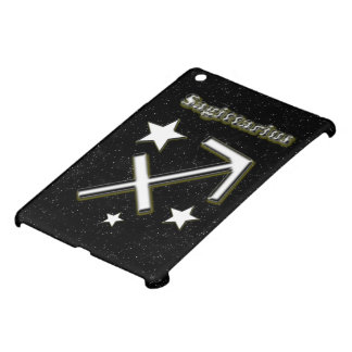 Sagittarius symbol cover for the iPad mini