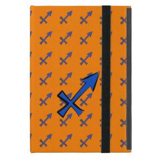 Sagittarius symbol iPad mini case