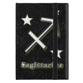 Sagittarius symbol iPad mini covers