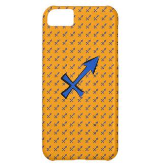 Sagittarius symbol iPhone 5C case