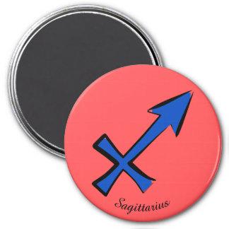 Sagittarius symbol magnet
