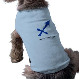 Sagittarius symbol shirt