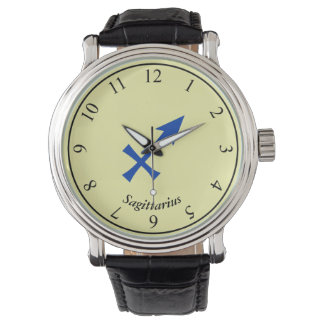 Sagittarius symbol watch